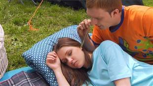 Даёшь молодёжь! Молодая семья Валера и Таня Комарик