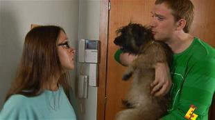 Даёшь молодёжь! Молодая семья Валера и Таня Собака с мусорки