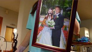 Даёшь молодёжь! Молодая семья Валера и Таня Свадебное фото