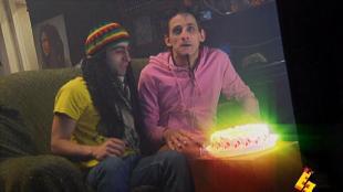 Даёшь молодёжь! Растаманы Кекс и Укроп Волшебный тортик