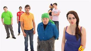 Даёшь молодёжь! Реклама Контрацептив нового поколения