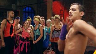 Даёшь молодёжь! Школа танцев Алекса Моралеса Наглядный пример