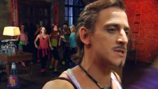 Даёшь молодёжь! Школа танцев Алекса Моралеса Занятие по технике безопасности