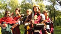 Даёшь молодёжь! Толкинисты Воины Рохана