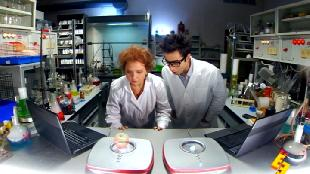 Даёшь молодёжь! Учёные – Роберт и Анна Интернет-почта