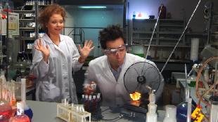 Даёшь молодёжь! Учёные – Роберт и Анна Радио «Вселенная»