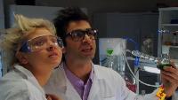 Даёшь молодёжь! Учёные – Роберт и Анна Рост волос