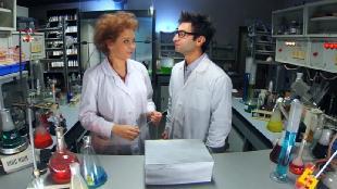 Даёшь молодёжь! Учёные – Роберт и Анна Съудобное - несъедобное