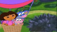 Даша-путешественница Сезон-2 Ларчик счастья. Счастливый старый Тролль