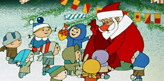 Смотреть Дед Мороз и лето