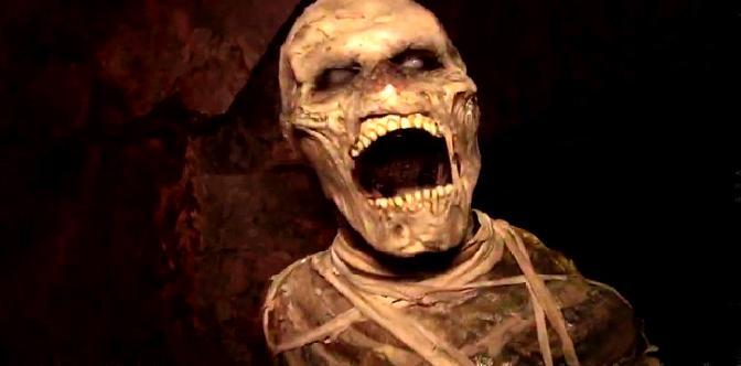 Смотреть День мумии