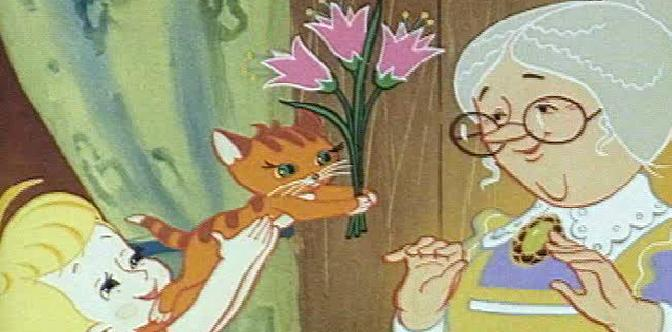 Смотреть День рождения бабушки