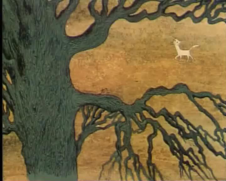 Смотреть Дерево и Кошка
