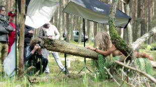 Девушки Maxim Сезон-1 Анна Хилькевич из сериала «Универ» — самая горячая русалка нашего леса!