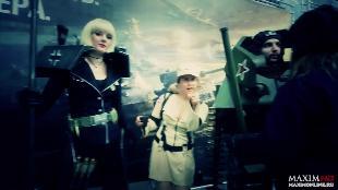 Девушки Maxim Сезон-1 Косплей на ИгроМире 2014 — рассмотри их всех!