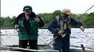 Диалоги о рыбалке Сезон-1 Ужение окуня на спиннинг
