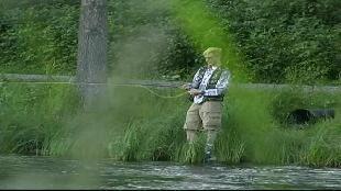 Диалоги о рыбалке. Народный проект Сезон-1 Ужение нахлыстом. Часть 2