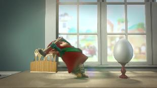 Домовенок Плюх Сезон-1 Яйцо