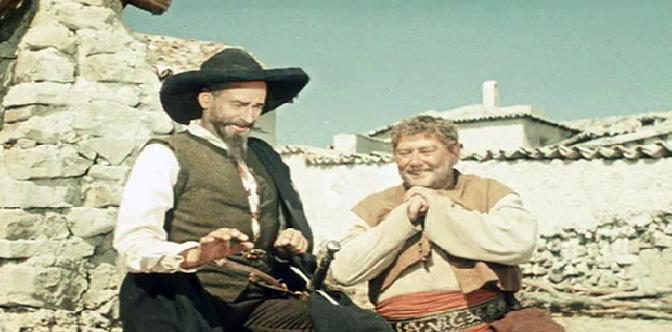 Смотреть Дон Кихот