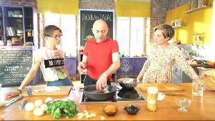 Два с половиной повара. Открытая кухня Сезон 1 выпуск 100: Паэлья и Тапас