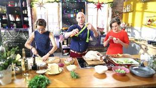Два с половиной повара. Открытая кухня Сезон 1 выпуск 111: Christmas party