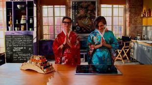 Два с половиной повара. Открытая кухня Сезон 1 выпуск 76: Японская кухня