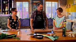 Два с половиной повара. Открытая кухня Сезон 1 выпуск 80: Рыбный день