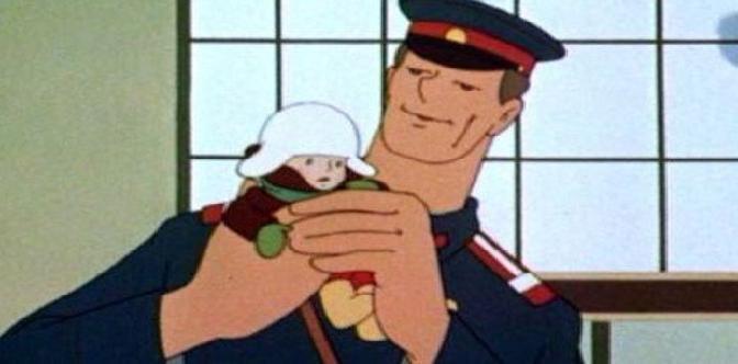 Смотреть Дядя Степа – милиционер