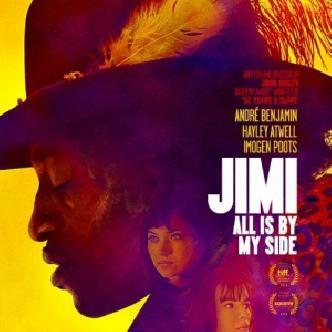 Смотреть Джими Хендрикс в лице Андре 3000 в байопике «Все на моей стороне»