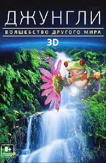 Смотреть Джунгли 3D: Волшебство другого мира