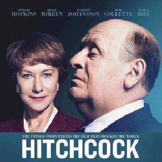 Смотреть Энтони Хопкинс в роли Хичкока, снимающего