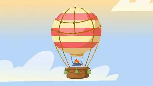 Фиксики Сезон-1 Серия 9. Воздушный шар