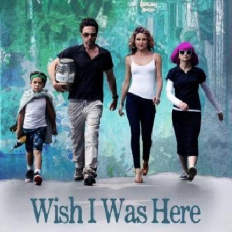 Смотреть Фильм «Хотел бы я быть здесь» профинансировали фаны!