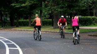 Фитнес Сезон 1 выпуск 17: Велоспорт