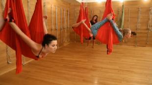 Фитнес Сезон 1 выпуск 28: Фитнес в воздухе