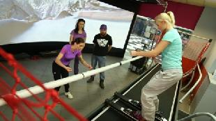 Фитнес Сезон 1 выпуск 39: Горные лыжи