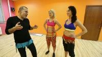 Фитнес Сезон 1 выпуск 8: Танец живота