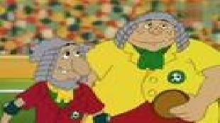 Футбольные истории Сезон-1 20 серия