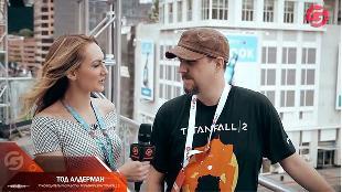 Gamanoid World. Репортажи Сезон-1 Серия 1. Е3 2016. День 1 – Battlefield 1, Titanfall 2 и новая Skyrim