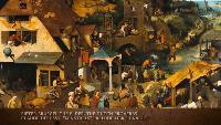 Гармония классики Сезон 1 Питер Брейгель Старший, «Фламандские пословицы» (1559)