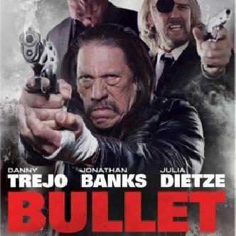 Смотреть Героический Дэнни Трехо в роли копа по кличке «Пуля»
