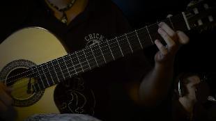 Гитарист Гитарист J. Lenon - Imagine - Cover by Alexander Rogachev (16 часть)