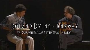 Гитарист Гитарист Roland Dyens - Anyway  2008 (русская озвучка) (14 часть)