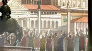 Гладиаторы Сезон 1 01. Пророчество