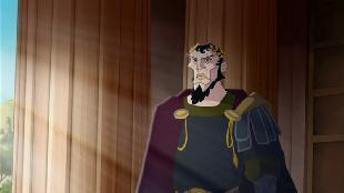 Гладиаторы Сезон 1 08. Статуя Зевса