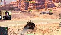 GLAFI Видео Работа над ошибками на барабанных танках