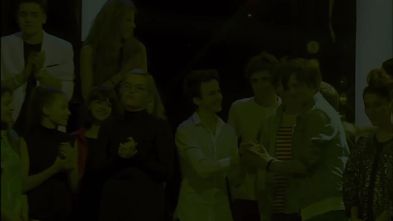 Главная сцена Главная сцена Выбор участников (23 часть)