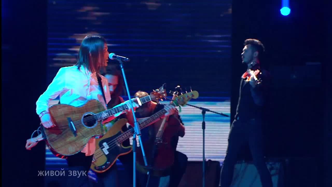 Главная сцена Первый полуфинал Группа KERSY. Выступление (11 часть)
