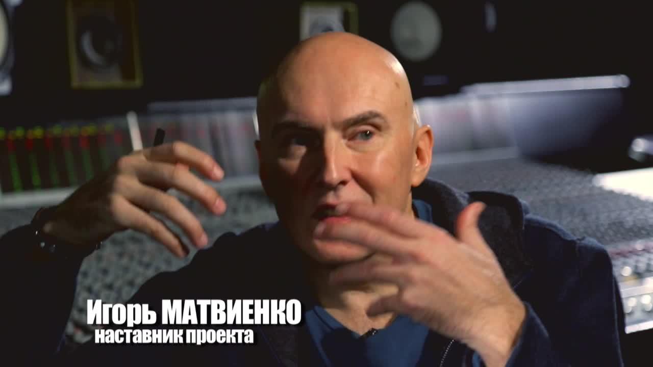 Главная сцена Первый полуфинал Ирина Олифер. Профайл (8 часть)