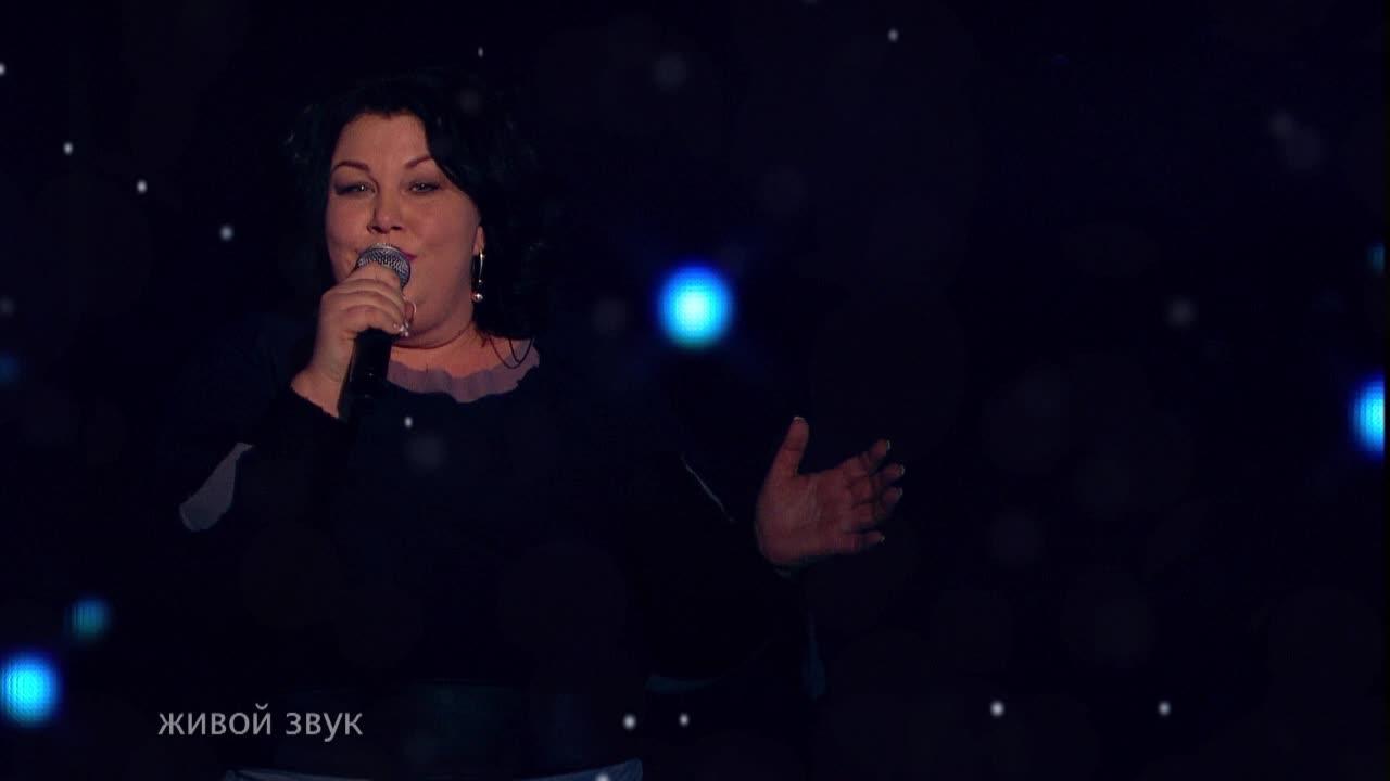 Главная сцена Первый полуфинал Ирина Олифер. Выступление (10 часть)